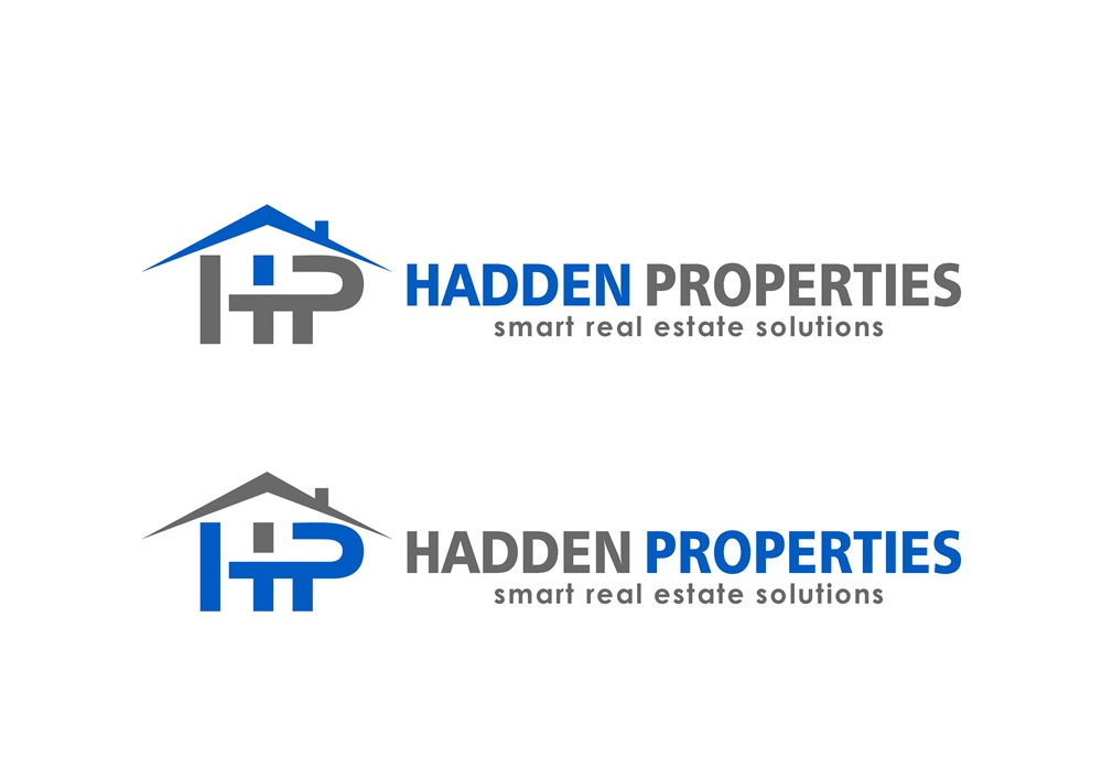 Logo Design by Respati Himawan - Entry No. 77 in the Logo Design Contest Artistic Logo Design for Hadden Properties.