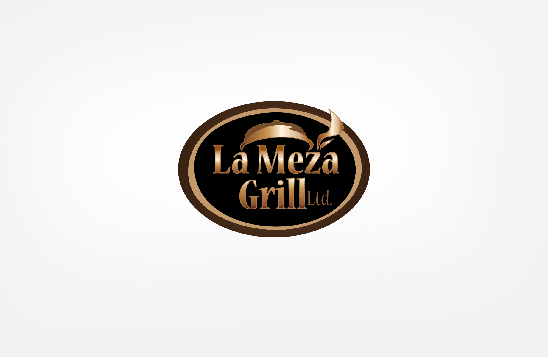 Logo Design by Jan Chua - Entry No. 43 in the Logo Design Contest Inspiring Logo Design for La Meza Grill Ltd..