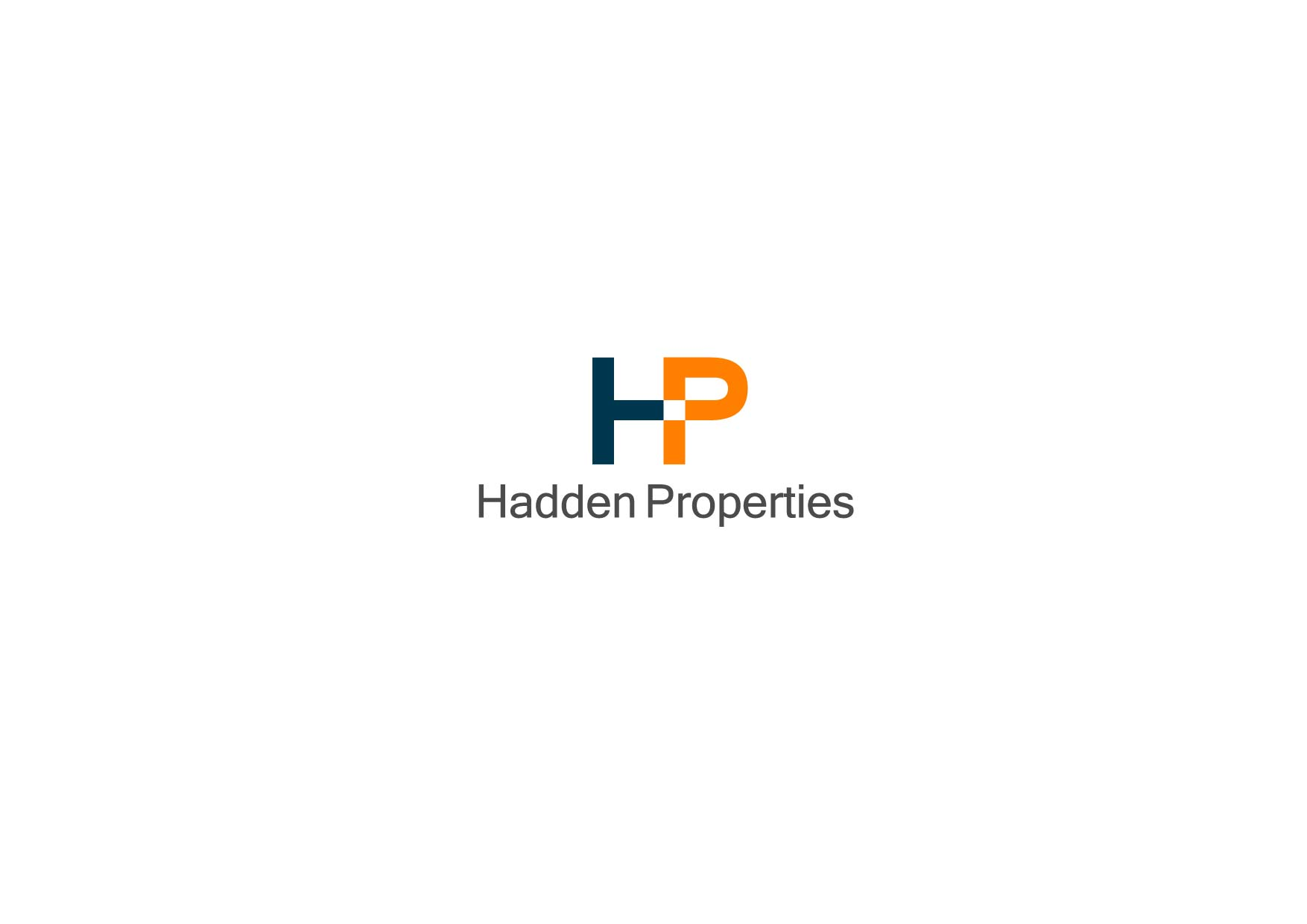 Logo Design by Osi Indra - Entry No. 83 in the Logo Design Contest Artistic Logo Design for Hadden Properties.