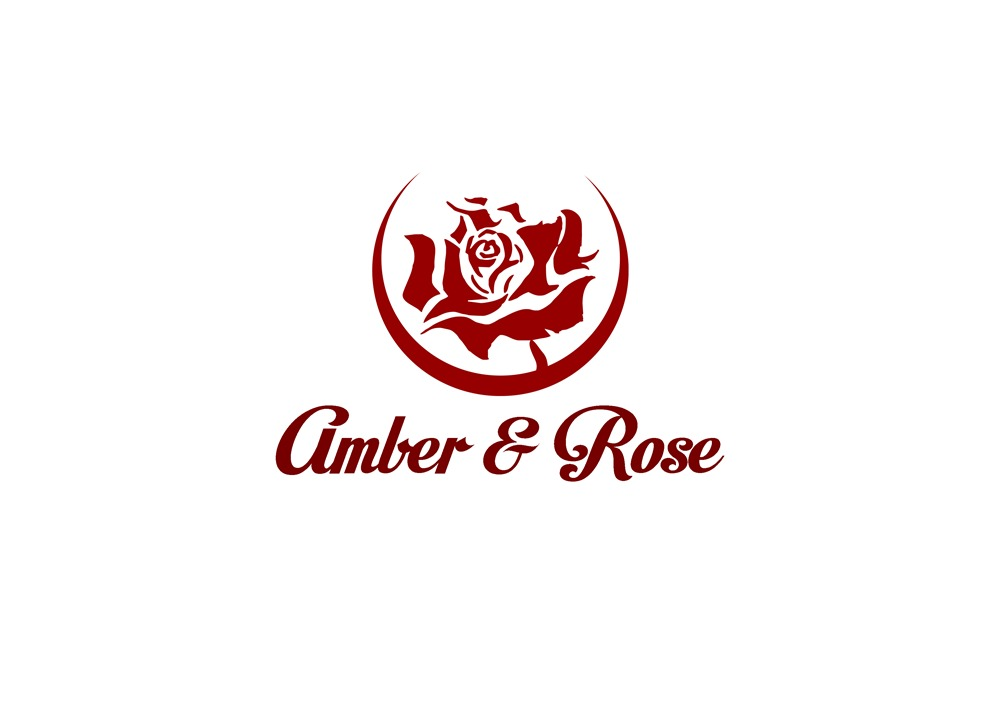 Logo Design by Respati Himawan - Entry No. 12 in the Logo Design Contest Creative Logo Design for Amber & Rose.