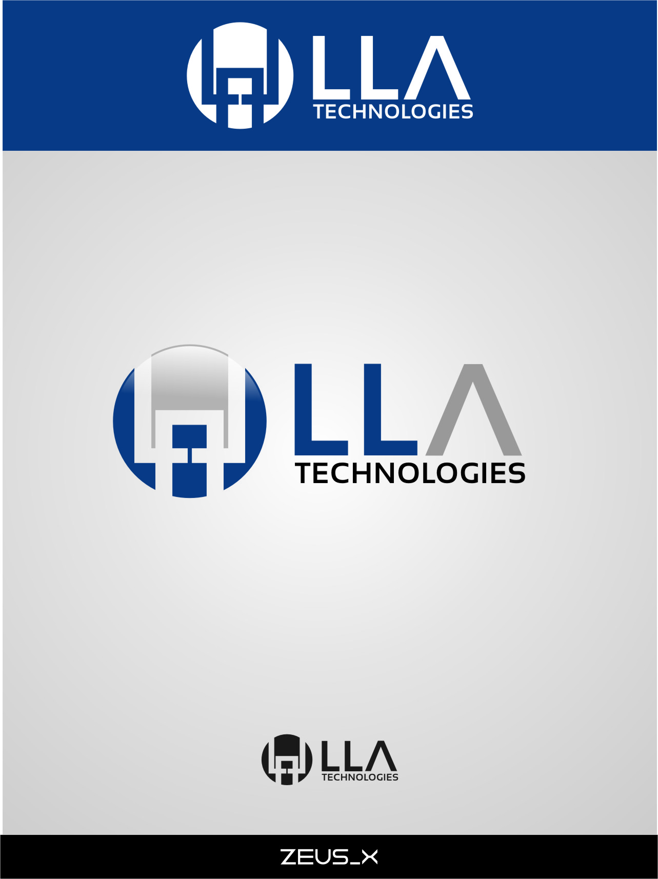 Logo Design by RoSyid Rono-Rene On Java - Entry No. 105 in the Logo Design Contest Inspiring Logo Design for LLA Technologies Inc..