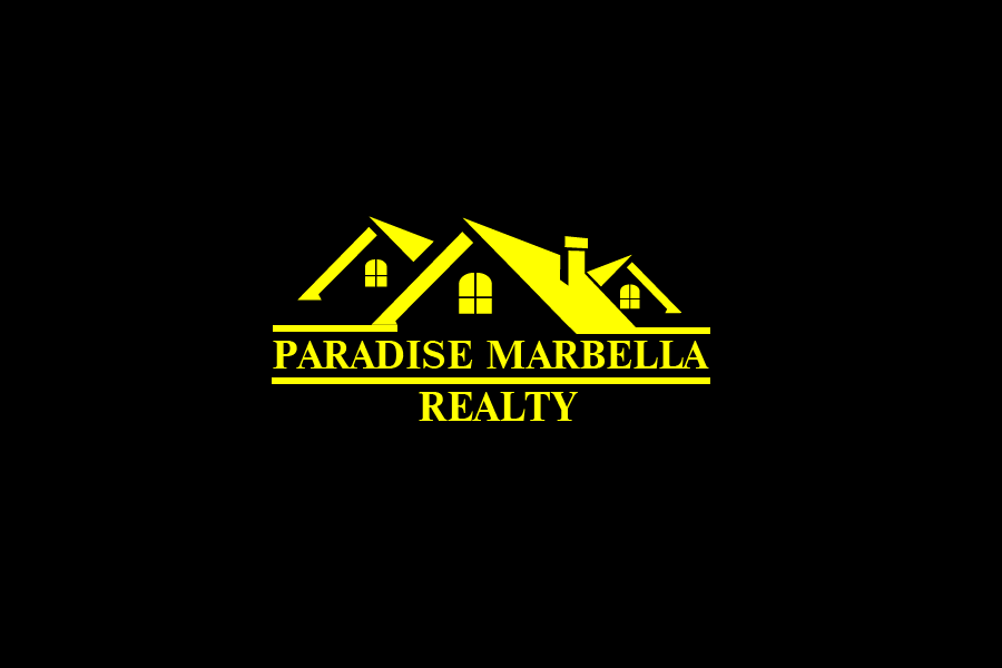 Logo Design by Private User - Entry No. 97 in the Logo Design Contest Captivating Logo Design for Paradise Marbella Realty.
