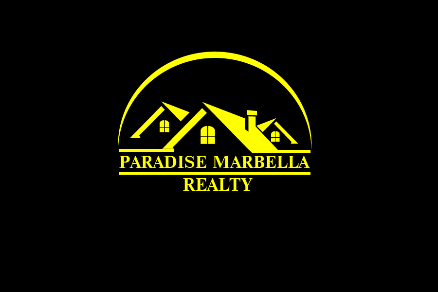 Logo Design by Private User - Entry No. 99 in the Logo Design Contest Captivating Logo Design for Paradise Marbella Realty.