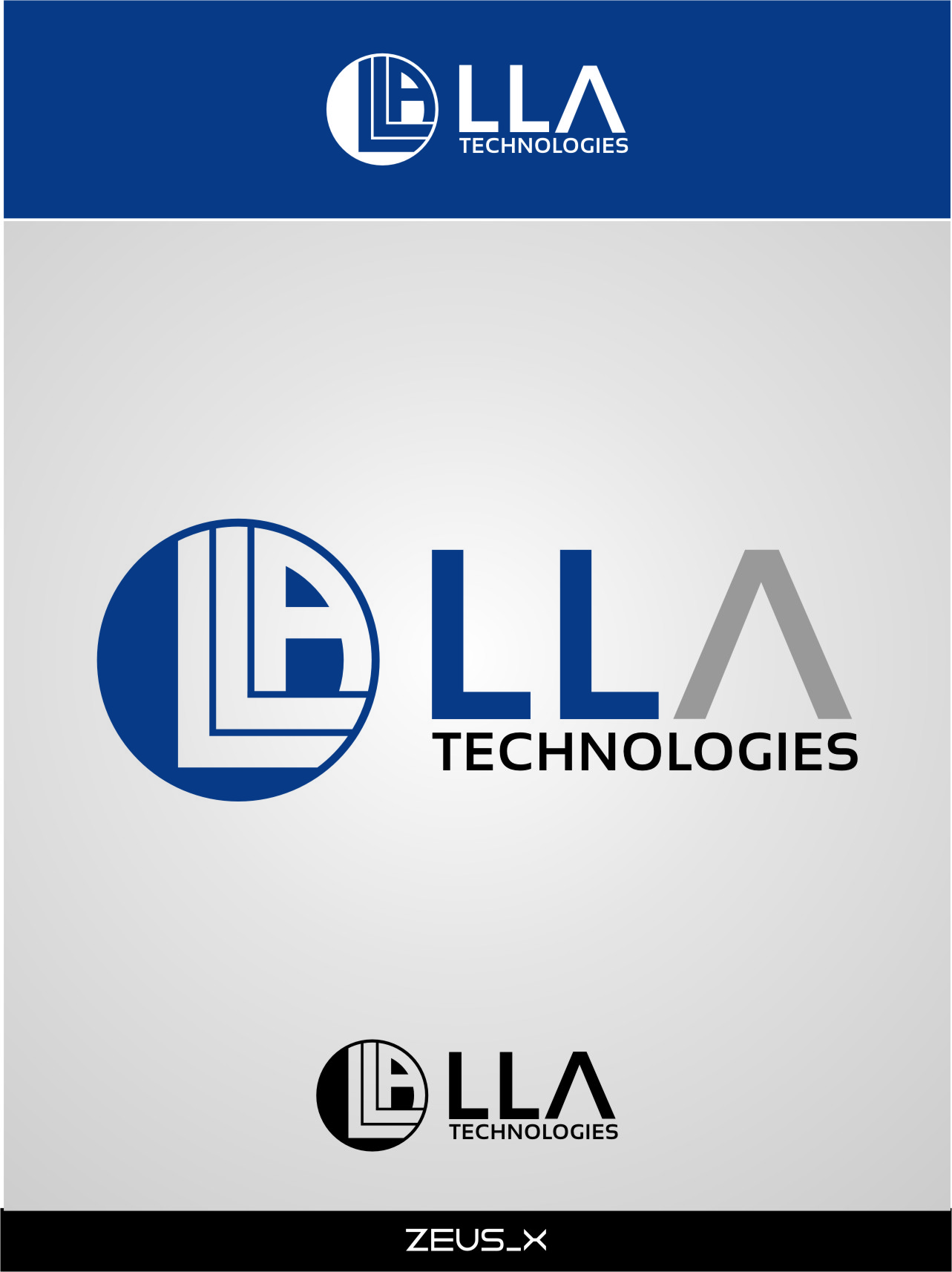 Logo Design by RoSyid Rono-Rene On Java - Entry No. 107 in the Logo Design Contest Inspiring Logo Design for LLA Technologies Inc..
