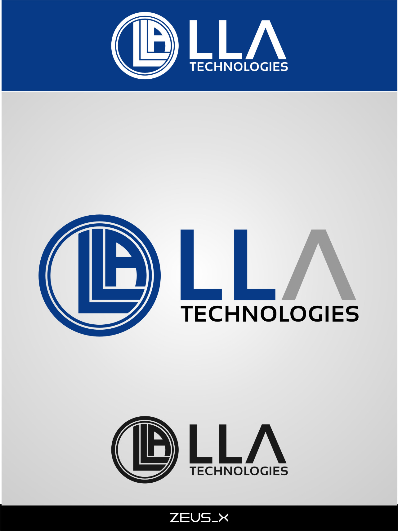 Logo Design by Ngepet_art - Entry No. 109 in the Logo Design Contest Inspiring Logo Design for LLA Technologies Inc..