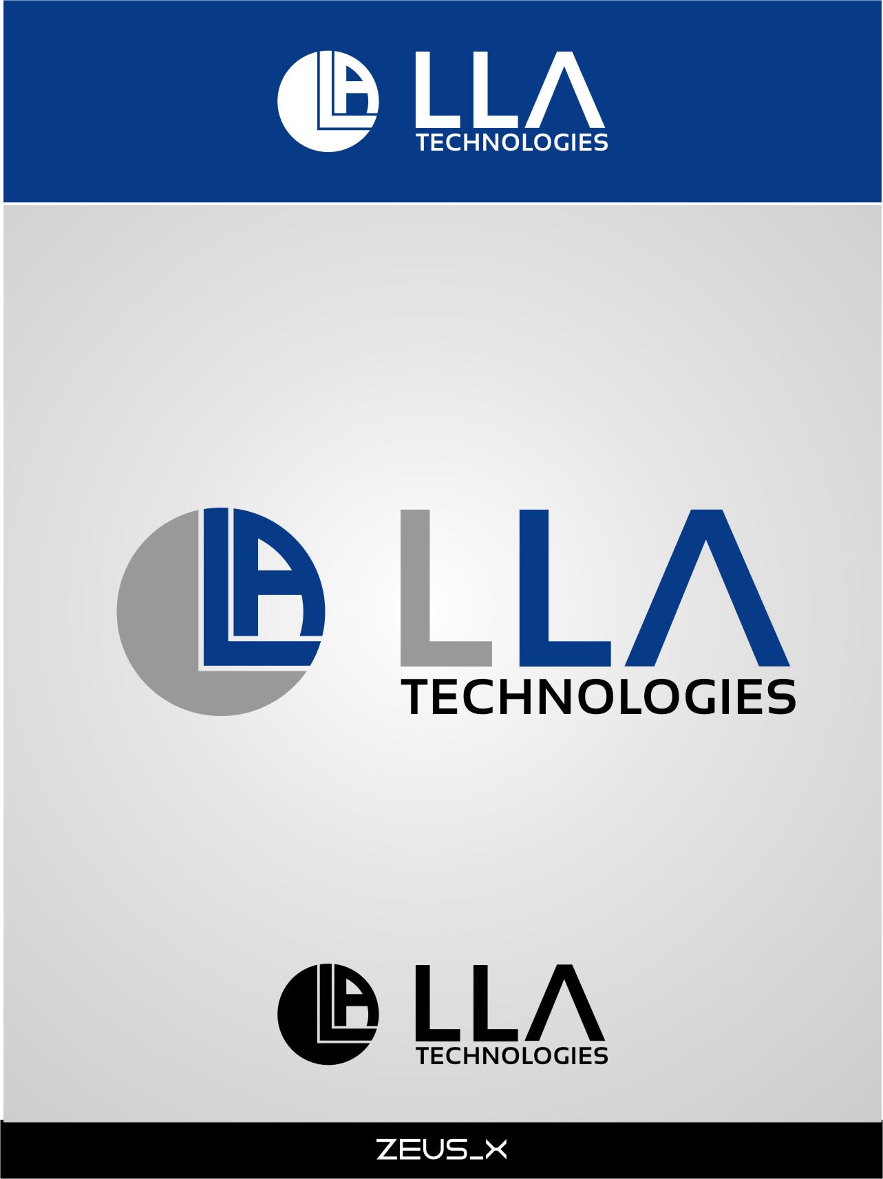 Logo Design by RasYa Muhammad Athaya - Entry No. 110 in the Logo Design Contest Inspiring Logo Design for LLA Technologies Inc..