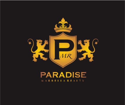Logo Design by ronny - Entry No. 103 in the Logo Design Contest Captivating Logo Design for Paradise Marbella Realty.