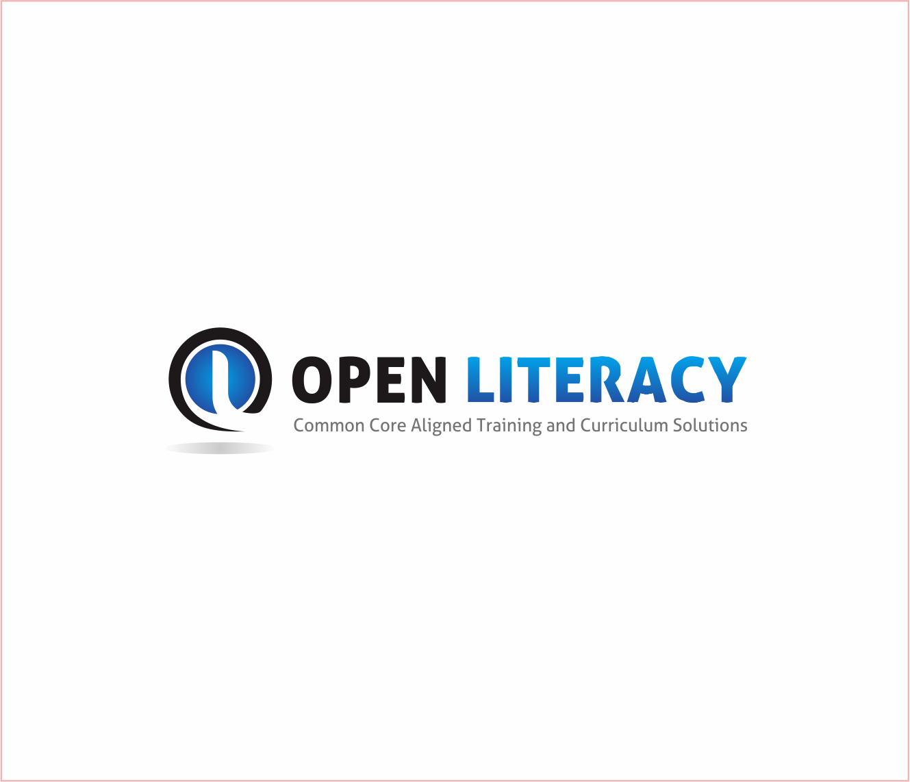 Logo Design by Armada Jamaluddin - Entry No. 106 in the Logo Design Contest Inspiring Logo Design for OpenLiteracy.