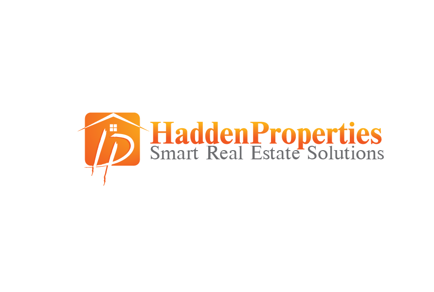 Logo Design by Private User - Entry No. 94 in the Logo Design Contest Artistic Logo Design for Hadden Properties.