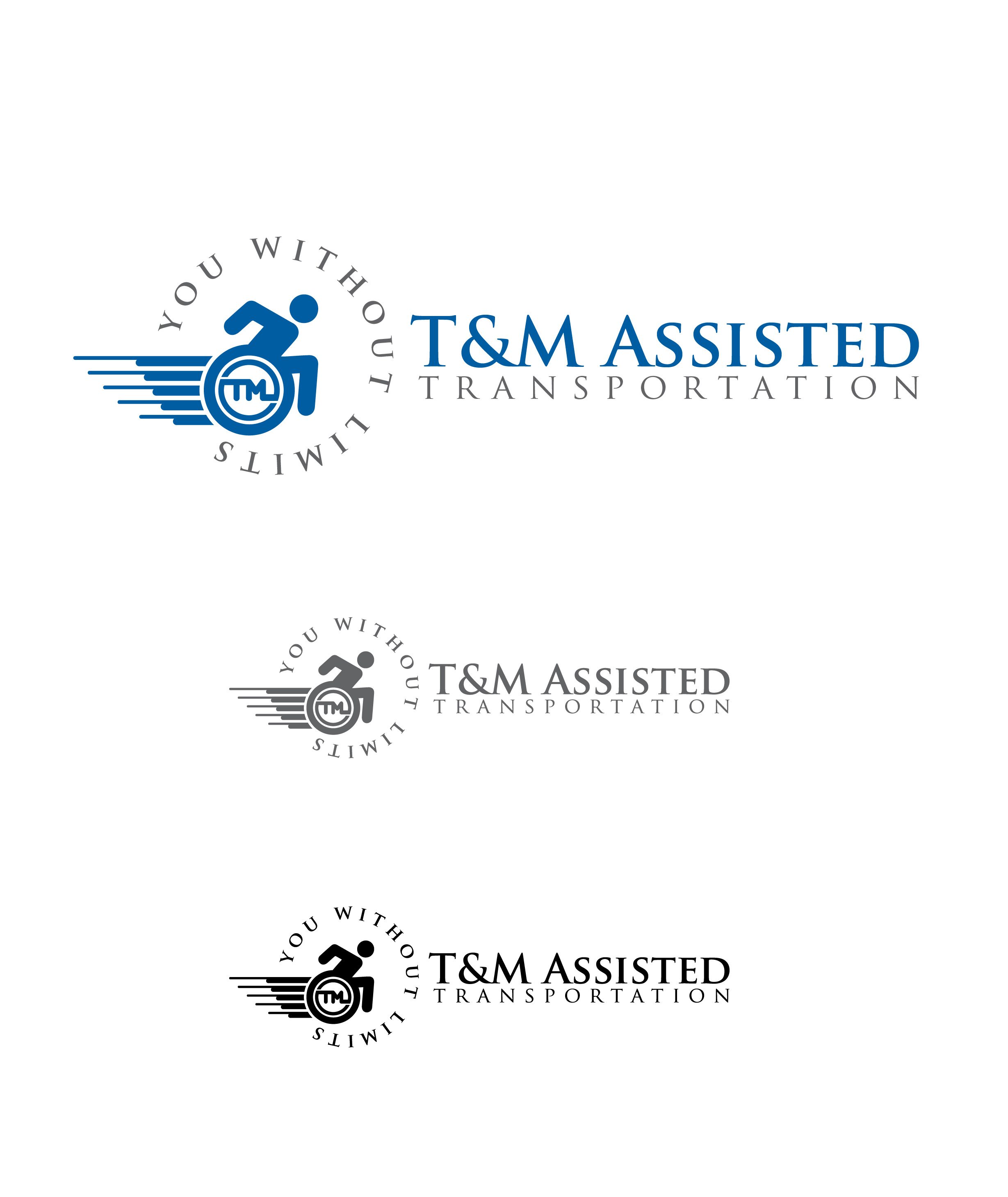 Logo Design by lagalag - Entry No. 72 in the Logo Design Contest Artistic Logo Design for T & M.
