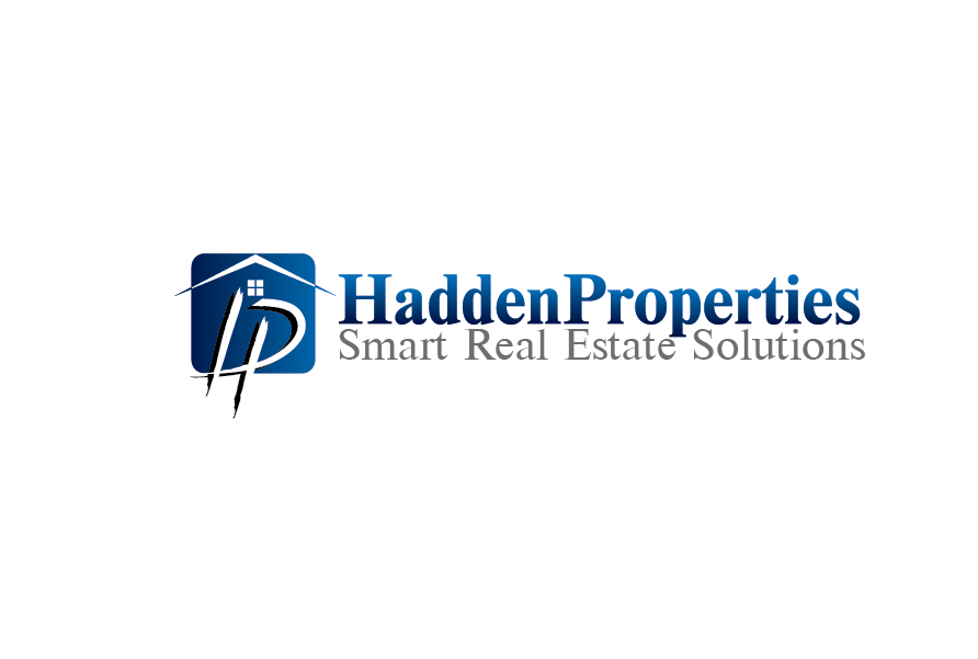 Logo Design by Private User - Entry No. 95 in the Logo Design Contest Artistic Logo Design for Hadden Properties.