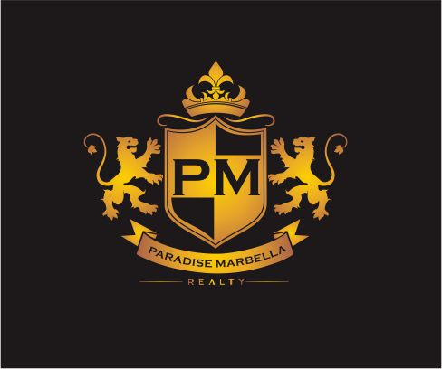 Logo Design by ronny - Entry No. 108 in the Logo Design Contest Captivating Logo Design for Paradise Marbella Realty.