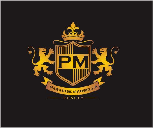 Logo Design by ronny - Entry No. 109 in the Logo Design Contest Captivating Logo Design for Paradise Marbella Realty.