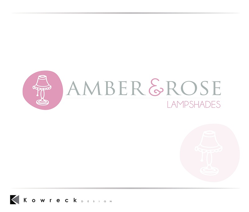 Logo Design by kowreck - Entry No. 15 in the Logo Design Contest Creative Logo Design for Amber & Rose.