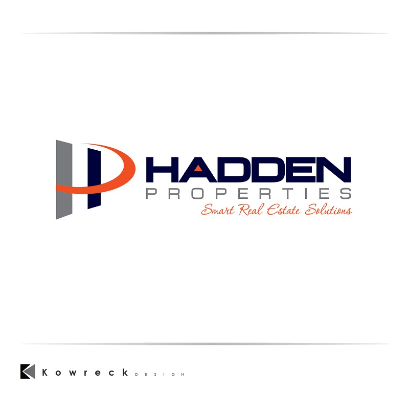 Logo Design by kowreck - Entry No. 99 in the Logo Design Contest Artistic Logo Design for Hadden Properties.
