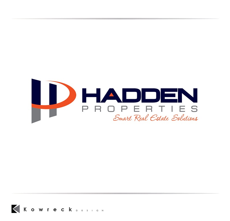 Logo Design by kowreck - Entry No. 100 in the Logo Design Contest Artistic Logo Design for Hadden Properties.