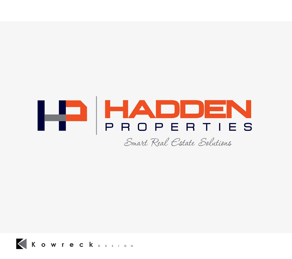 Logo Design by kowreck - Entry No. 101 in the Logo Design Contest Artistic Logo Design for Hadden Properties.