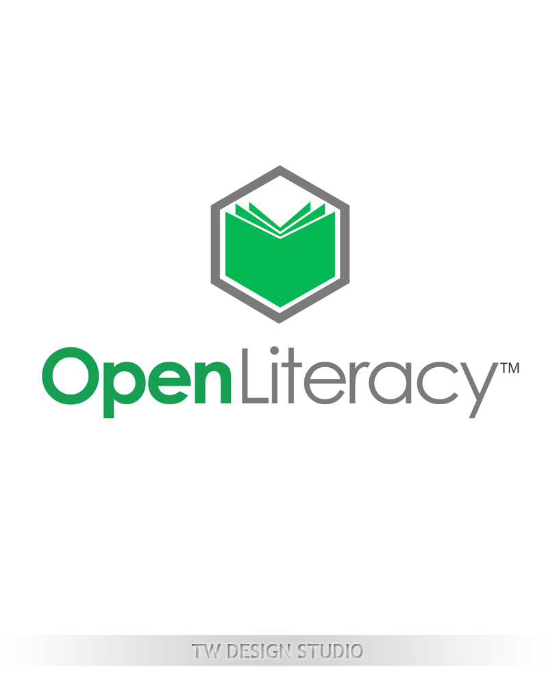 Logo Design by Private User - Entry No. 114 in the Logo Design Contest Inspiring Logo Design for OpenLiteracy.