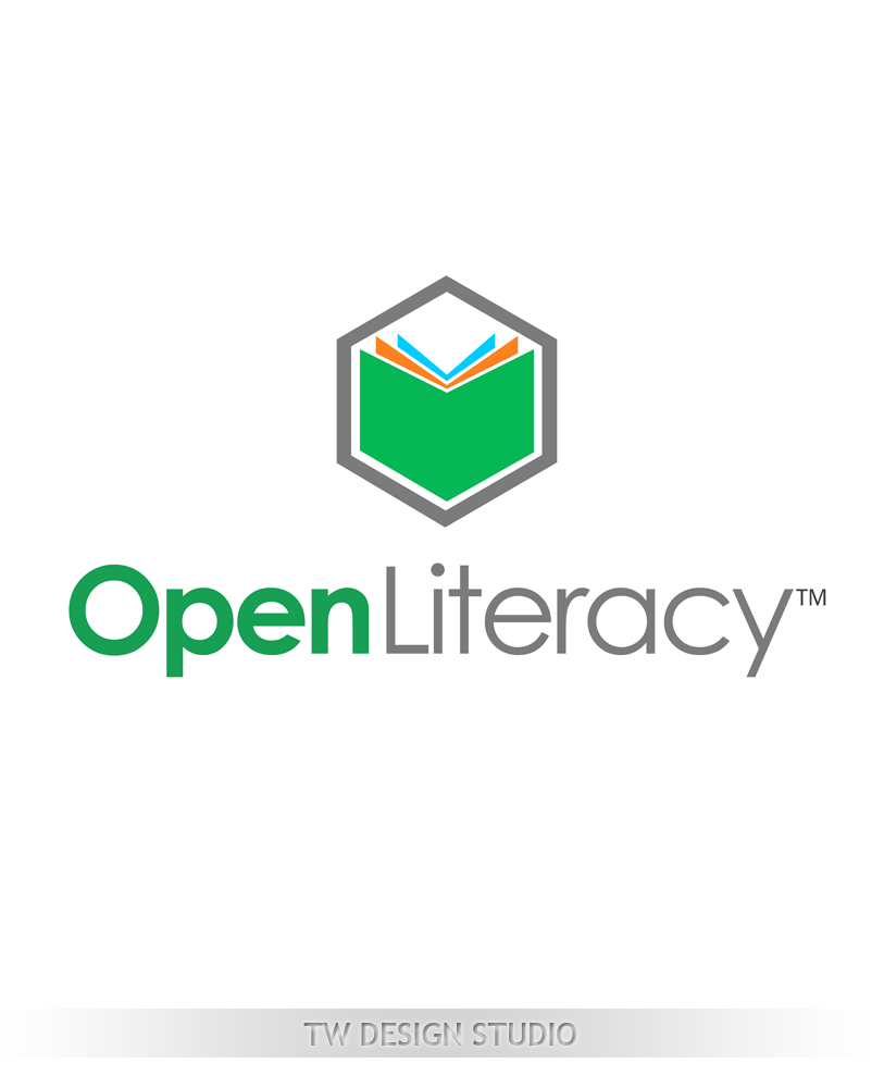 Logo Design by Private User - Entry No. 115 in the Logo Design Contest Inspiring Logo Design for OpenLiteracy.
