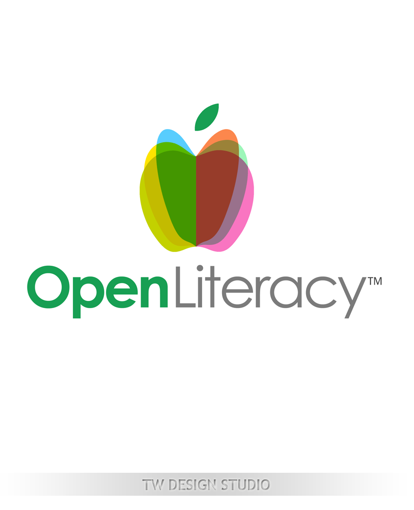 Logo Design by Private User - Entry No. 116 in the Logo Design Contest Inspiring Logo Design for OpenLiteracy.