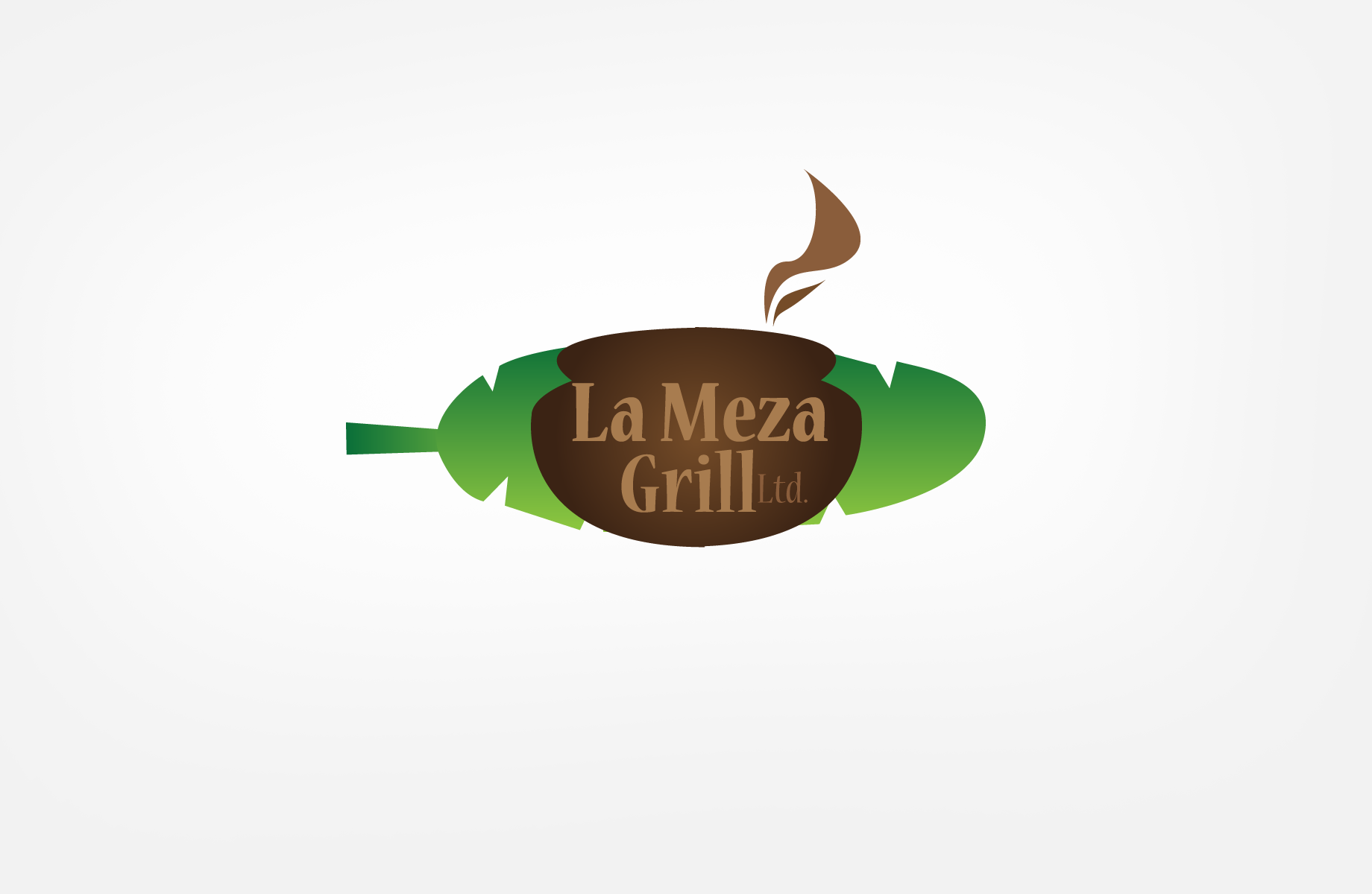 Logo Design by Jan Chua - Entry No. 45 in the Logo Design Contest Inspiring Logo Design for La Meza Grill Ltd..
