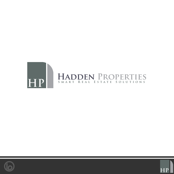 Logo Design by lumerb - Entry No. 111 in the Logo Design Contest Artistic Logo Design for Hadden Properties.