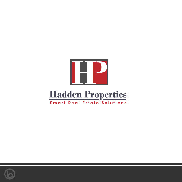Logo Design by lumerb - Entry No. 112 in the Logo Design Contest Artistic Logo Design for Hadden Properties.
