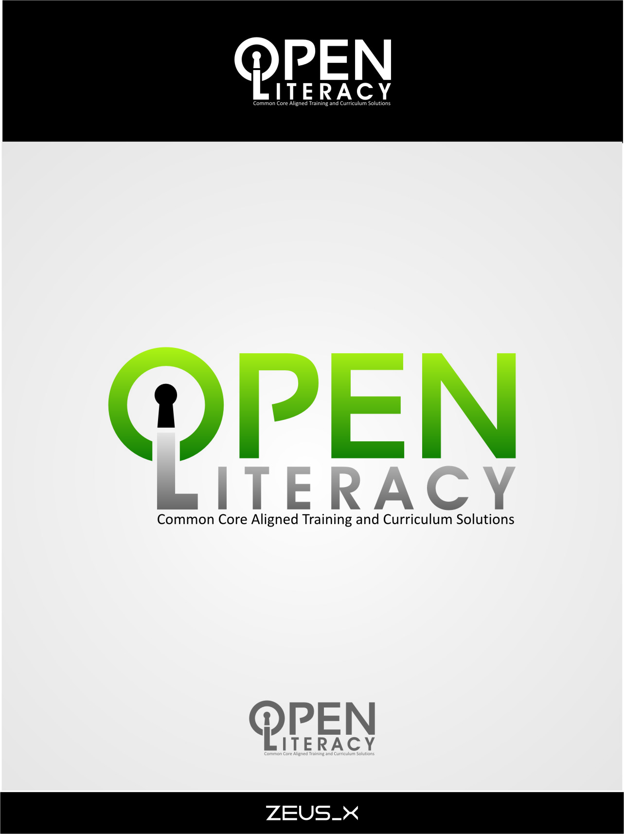 Logo Design by RoSyid Rono-Rene On Java - Entry No. 120 in the Logo Design Contest Inspiring Logo Design for OpenLiteracy.