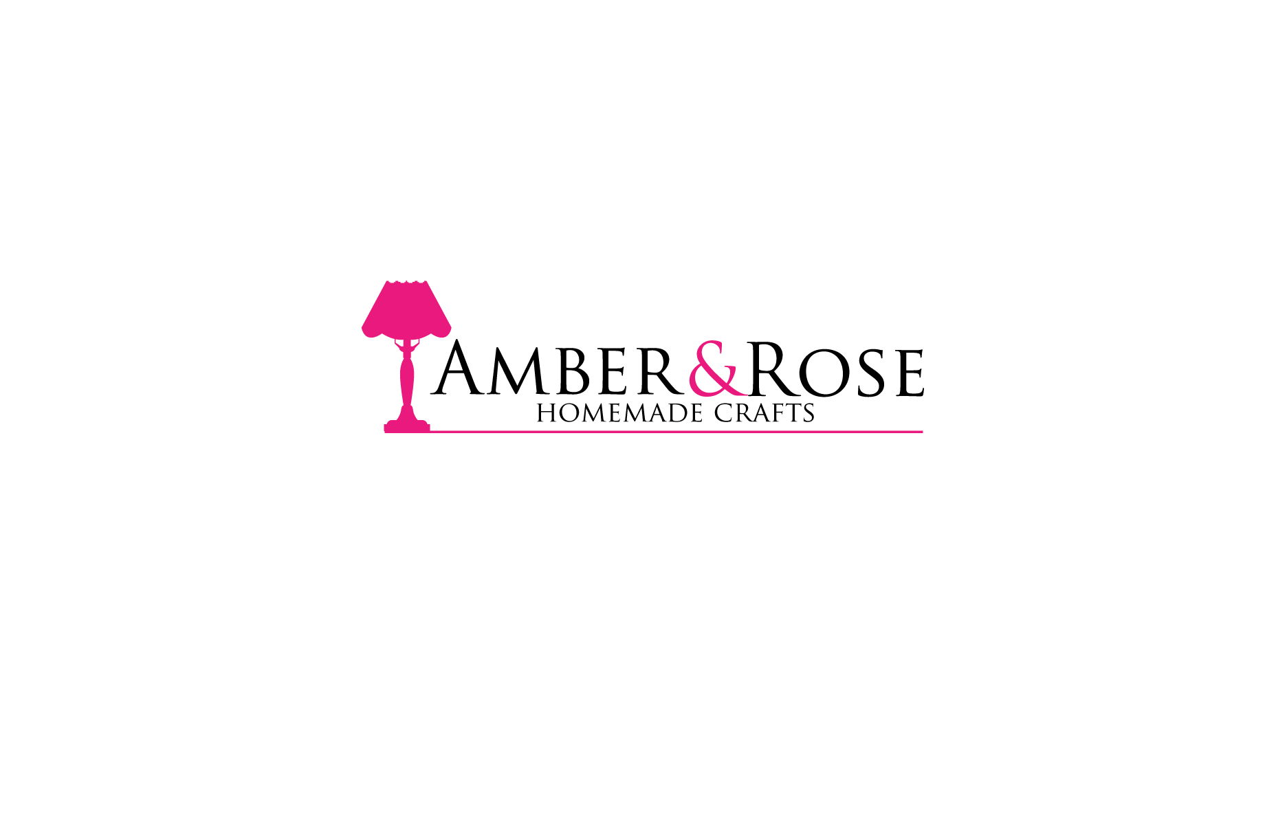 Logo Design by Jan Chua - Entry No. 18 in the Logo Design Contest Creative Logo Design for Amber & Rose.