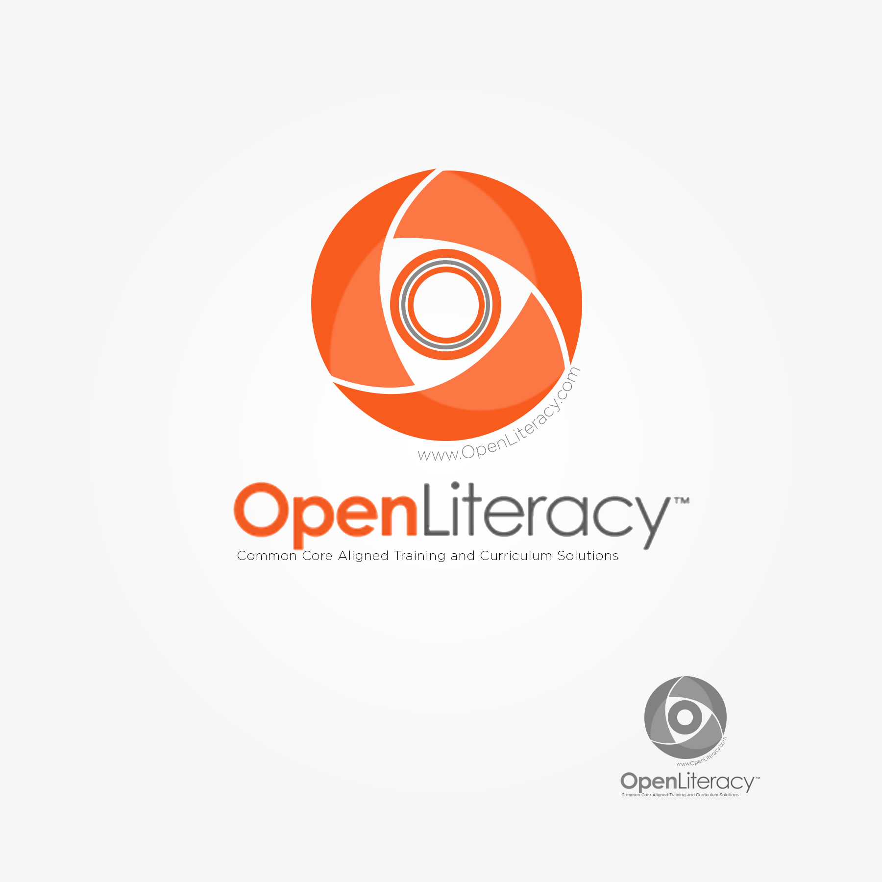 Logo Design by Lemuel Arvin Tanzo - Entry No. 132 in the Logo Design Contest Inspiring Logo Design for OpenLiteracy.
