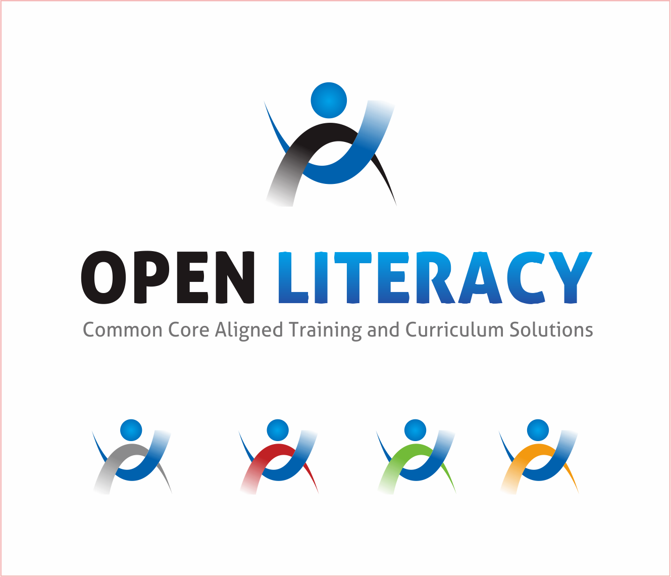 Logo Design by Armada Jamaluddin - Entry No. 134 in the Logo Design Contest Inspiring Logo Design for OpenLiteracy.