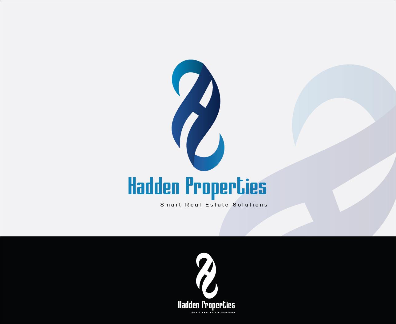 Logo Design by Derel Valarian - Entry No. 116 in the Logo Design Contest Artistic Logo Design for Hadden Properties.