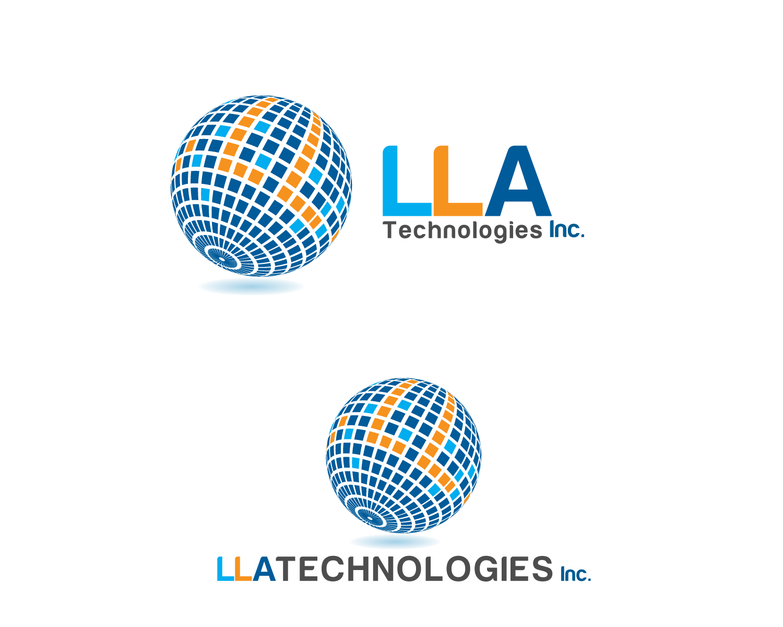 Logo Design by Jagdeep Singh - Entry No. 114 in the Logo Design Contest Inspiring Logo Design for LLA Technologies Inc..