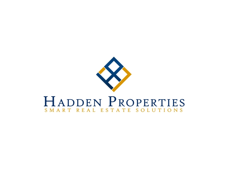 Logo Design by Juan_Kata - Entry No. 119 in the Logo Design Contest Artistic Logo Design for Hadden Properties.