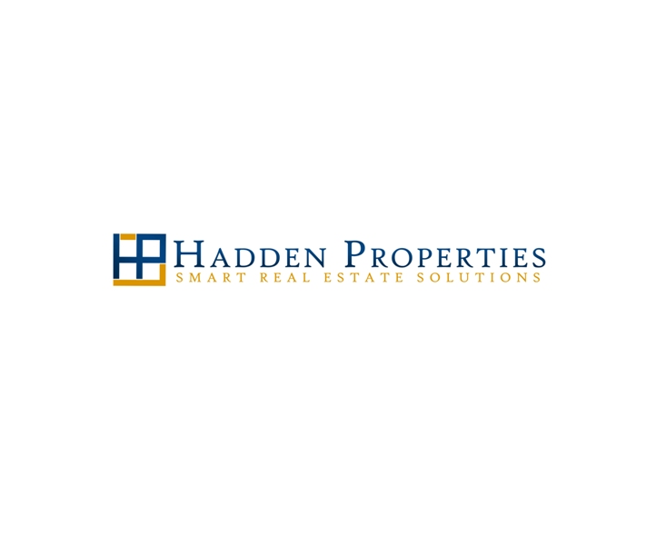 Logo Design by Juan_Kata - Entry No. 120 in the Logo Design Contest Artistic Logo Design for Hadden Properties.