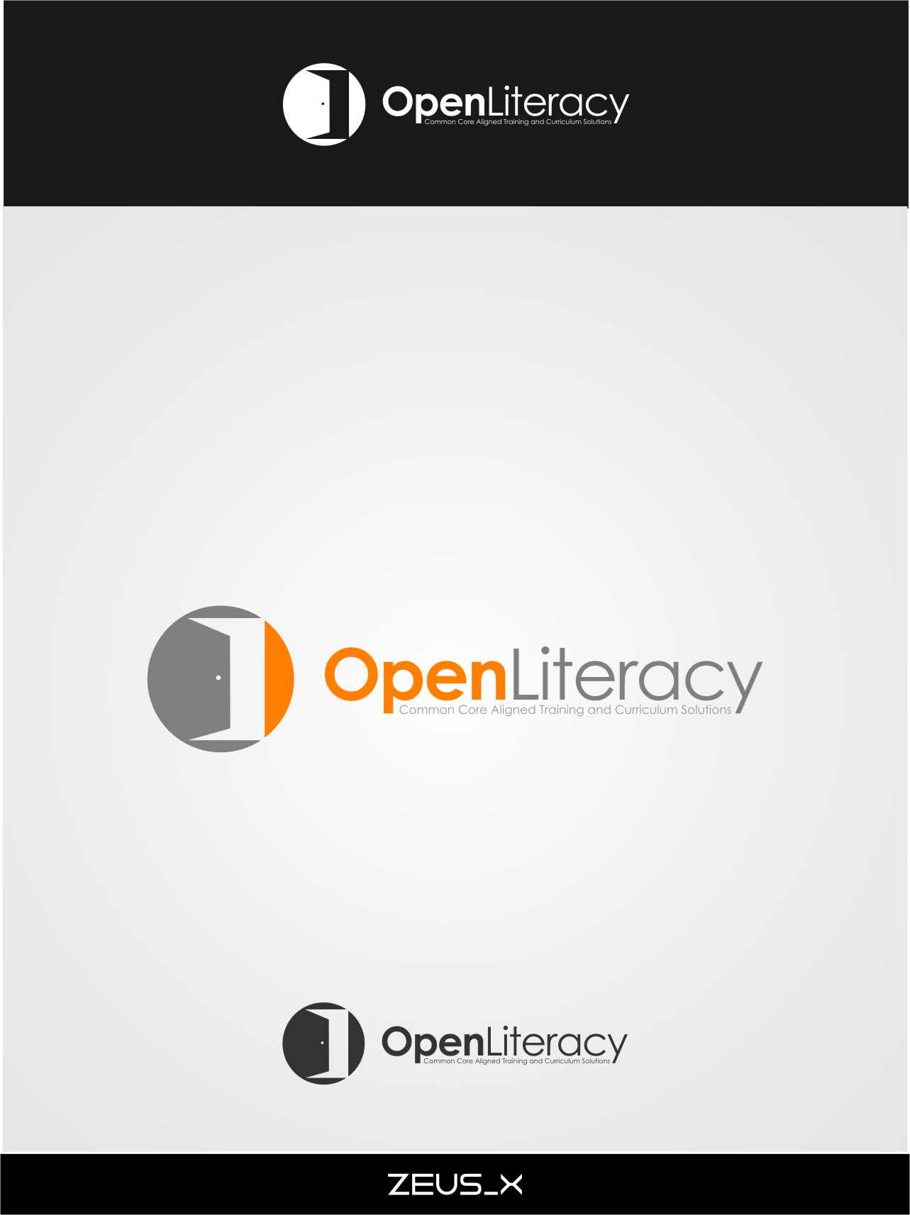 Logo Design by Ngepet_art - Entry No. 145 in the Logo Design Contest Inspiring Logo Design for OpenLiteracy.