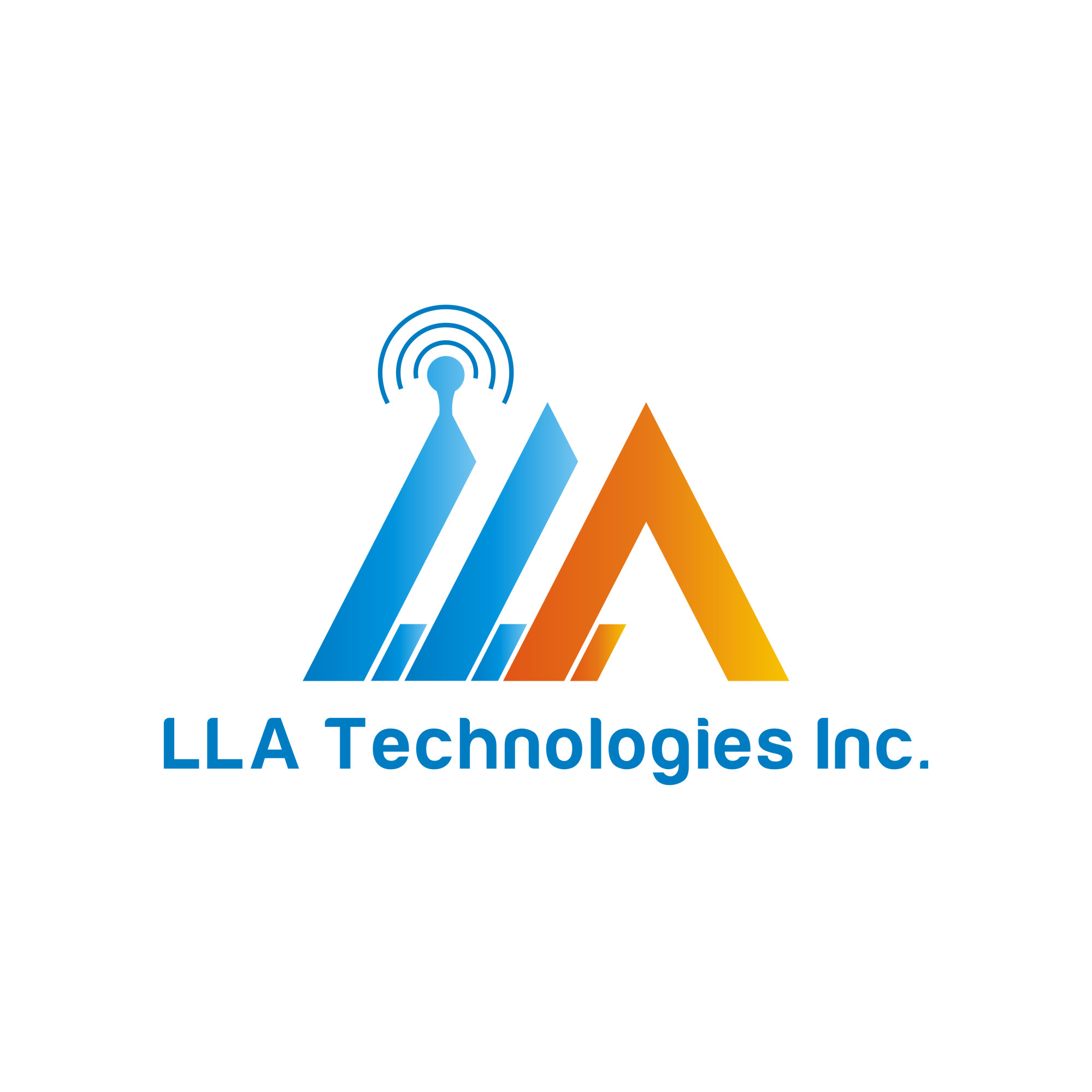 Logo Design by Orphan Suhendru - Entry No. 121 in the Logo Design Contest Inspiring Logo Design for LLA Technologies Inc..