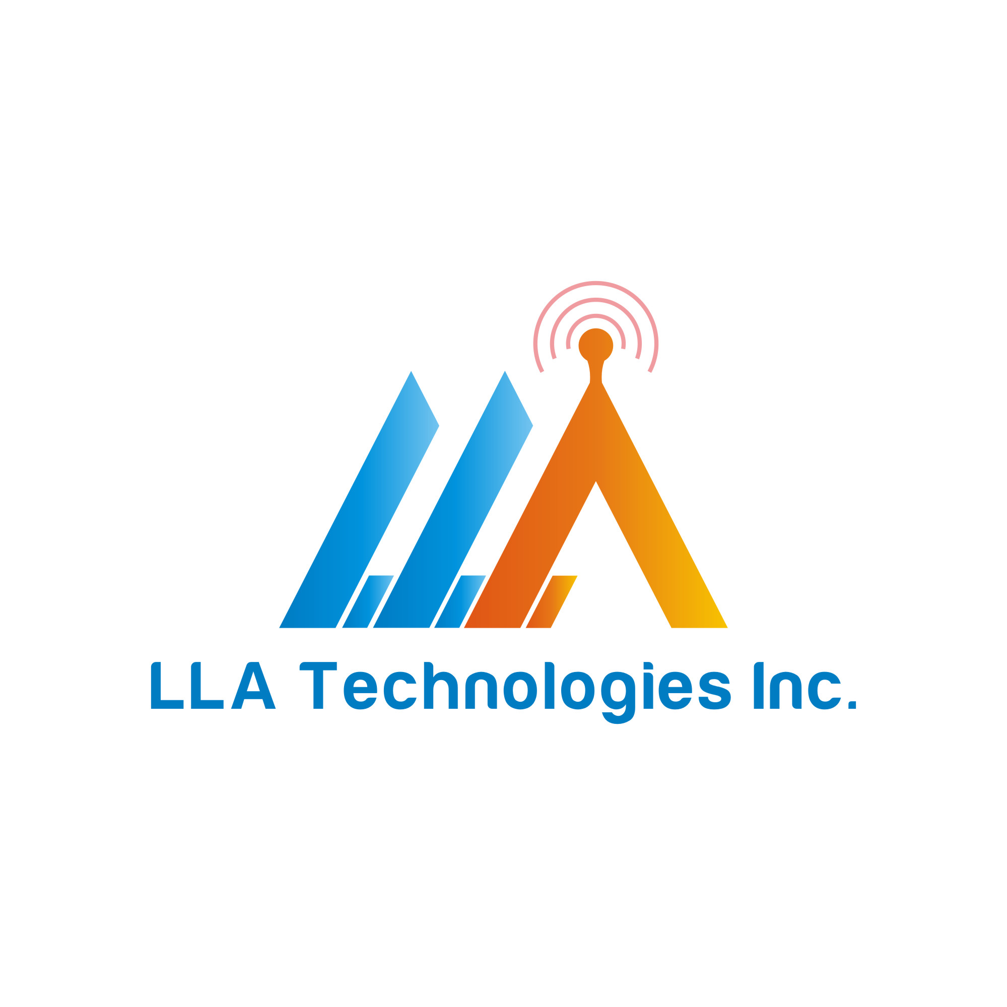 Logo Design by Orphan Suhendru - Entry No. 122 in the Logo Design Contest Inspiring Logo Design for LLA Technologies Inc..