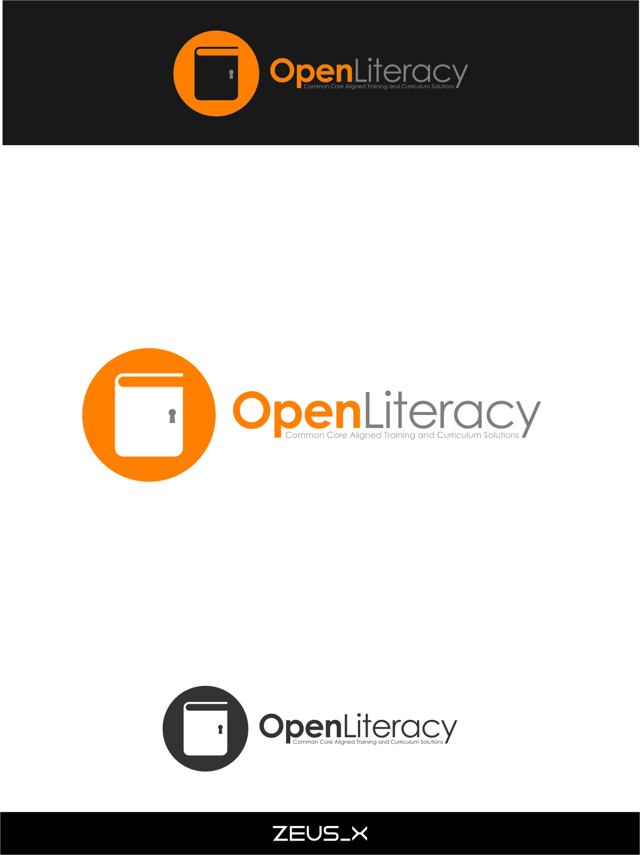 Logo Design by RoSyid Rono-Rene On Java - Entry No. 146 in the Logo Design Contest Inspiring Logo Design for OpenLiteracy.