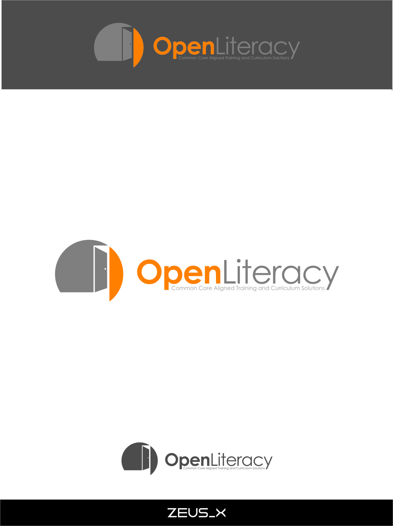 Logo Design by Ngepet_art - Entry No. 148 in the Logo Design Contest Inspiring Logo Design for OpenLiteracy.