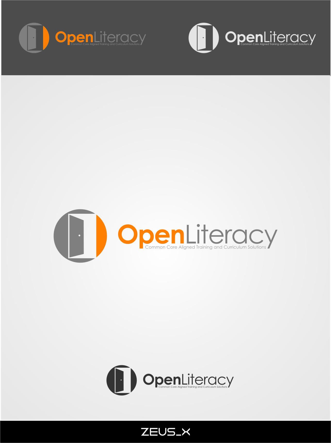Logo Design by RasYa Muhammad Athaya - Entry No. 149 in the Logo Design Contest Inspiring Logo Design for OpenLiteracy.