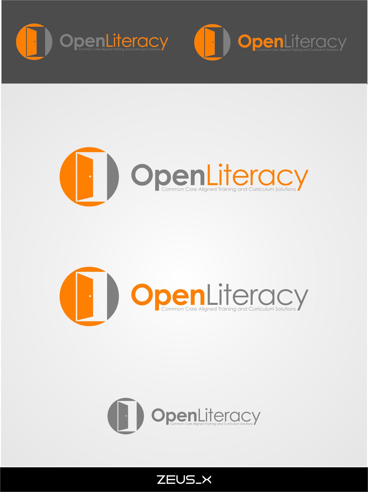 Logo Design by RasYa Muhammad Athaya - Entry No. 150 in the Logo Design Contest Inspiring Logo Design for OpenLiteracy.