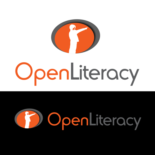 Logo Design by Private User - Entry No. 153 in the Logo Design Contest Inspiring Logo Design for OpenLiteracy.