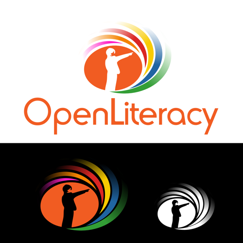 Logo Design by Private User - Entry No. 154 in the Logo Design Contest Inspiring Logo Design for OpenLiteracy.