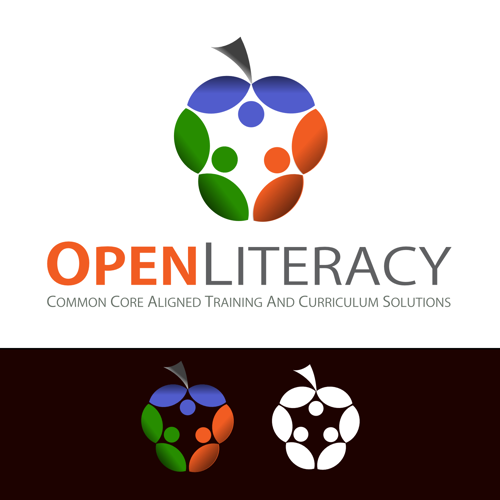 Logo Design by Private User - Entry No. 155 in the Logo Design Contest Inspiring Logo Design for OpenLiteracy.