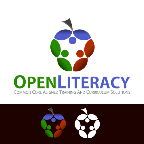 Logo Design by Private User - Entry No. 156 in the Logo Design Contest Inspiring Logo Design for OpenLiteracy.