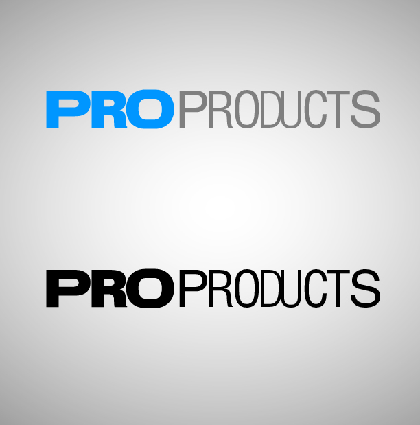 Logo Design by Jorge Henriquez - Entry No. 13 in the Logo Design Contest Fun yet Professional Logo Design for ProProducts.
