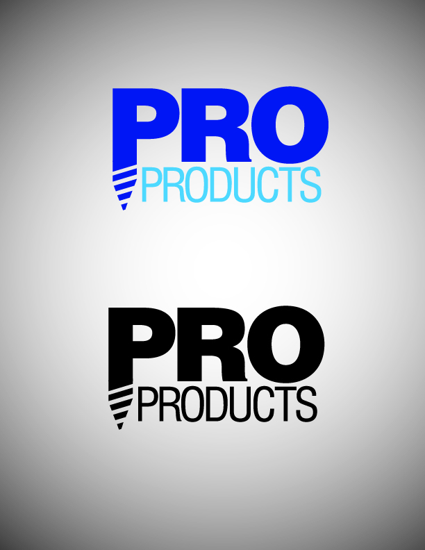 Logo Design by Jorge Henriquez - Entry No. 14 in the Logo Design Contest Fun yet Professional Logo Design for ProProducts.