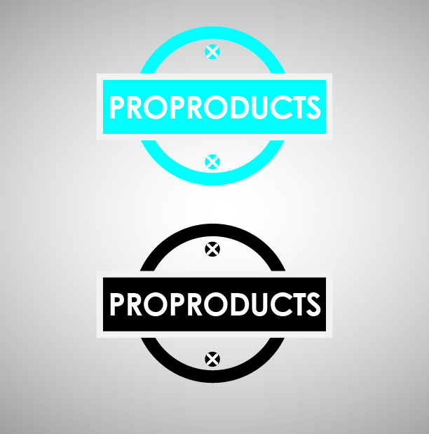Logo Design by Jorge Henriquez - Entry No. 16 in the Logo Design Contest Fun yet Professional Logo Design for ProProducts.