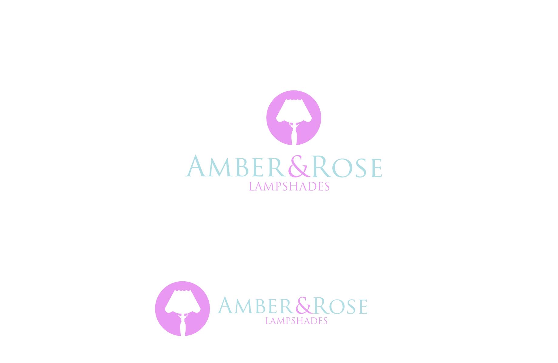Logo Design by Jan Chua - Entry No. 26 in the Logo Design Contest Creative Logo Design for Amber & Rose.